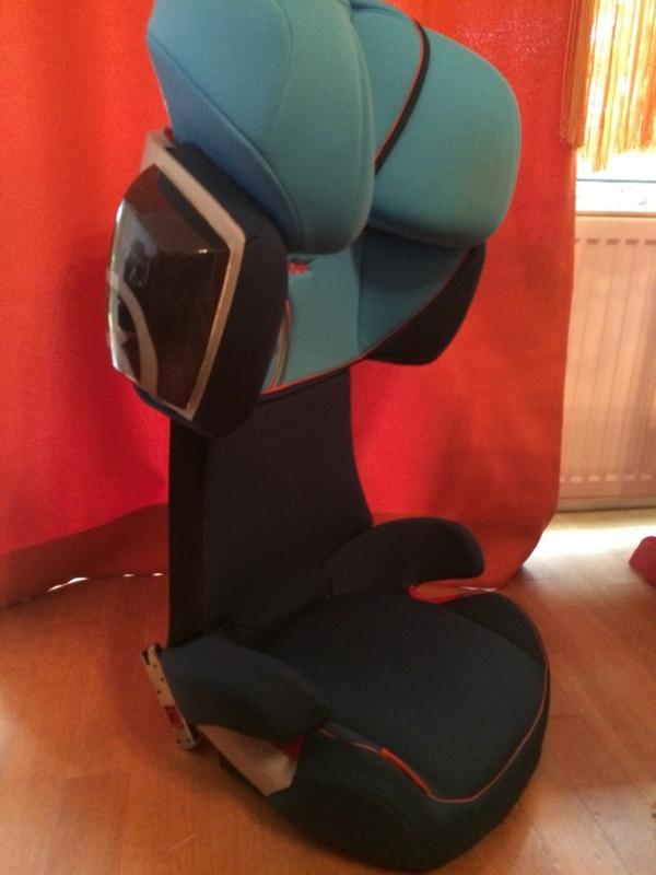 cybex solution x2 fix blau kindersitz gr ii iii in m nchen autositze kaufen und verkaufen ber. Black Bedroom Furniture Sets. Home Design Ideas