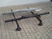 Dachgepäckträger und Fahrradhalter