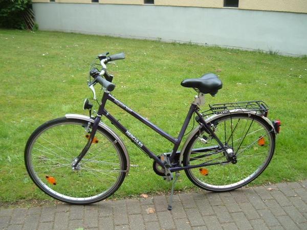 damen fahrrad hercules magnum sport in r thenbach damen. Black Bedroom Furniture Sets. Home Design Ideas