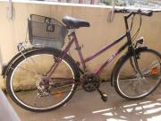 Damen-Fahrrad mit