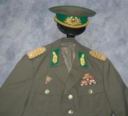 DDR GENERAL Uniform