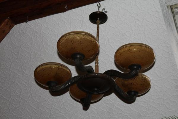 deckenlampe antik in mannheim lampen kaufen und. Black Bedroom Furniture Sets. Home Design Ideas