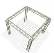 Decotruss Carre 3-