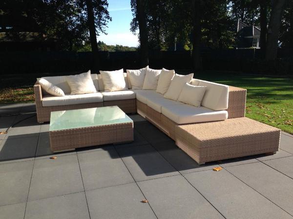 dedon lounge in bad w rishofen designerm bel klassiker kaufen und verkaufen ber private. Black Bedroom Furniture Sets. Home Design Ideas