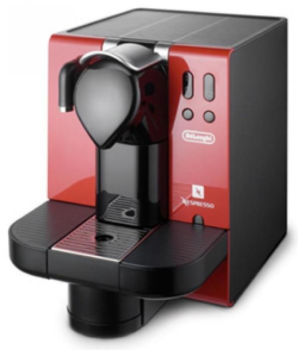 nespresso machine delonghi