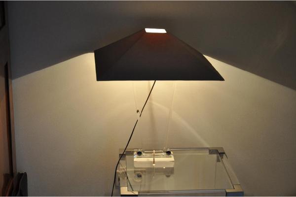schirm lampe neu und gebraucht kaufen bei. Black Bedroom Furniture Sets. Home Design Ideas