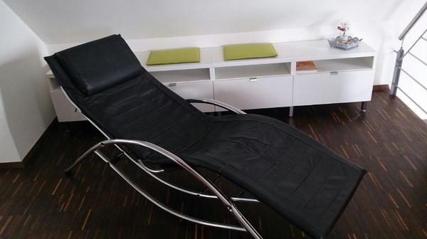 Design relaxliege schaukelliege designerm bel klassiker for Schaukelstuhl quoka