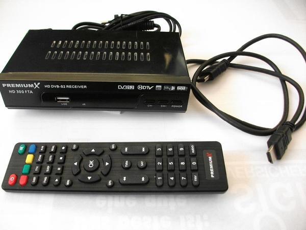 digital sat receiver premium hd300fta usb neu in herten antenne sat receiver kaufen und. Black Bedroom Furniture Sets. Home Design Ideas