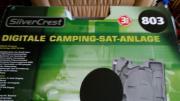 Digitale Camping Sat-