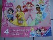 Disney Prinzessinnen Ravensburger Puzzle Koffer 64 und 81 Teile je 2x Verkaufe Ravensburger Puzzle Koffer mit Disney Prinzessinnen 2x64 Teile und 2x81 Teile für Kinder ab 5 Jahre. Komplett und in einem sehr guten ... 5,- D-90469Nürnberg Langwasser Heute,  - Disney Prinzessinnen Ravensburger Puzzle Koffer 64 und 81 Teile je 2x Verkaufe Ravensburger Puzzle Koffer mit Disney Prinzessinnen 2x64 Teile und 2x81 Teile für Kinder ab 5 Jahre. Komplett und in einem sehr guten