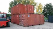 Div. Seecontainer, Lagercontainer,