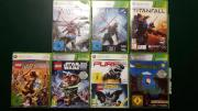 diverse XBOX Spiele-