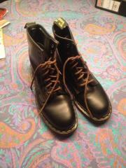 dr martens chelsea boots gebraucht kaufen nur 2 st bis. Black Bedroom Furniture Sets. Home Design Ideas