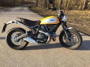 Ducati Scrambler CLASSIC *