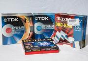 DVD RAM- Cartridge