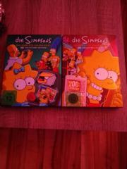 DVD Simpsons 8.