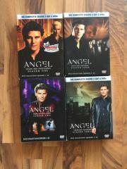DVD Staffel Angel