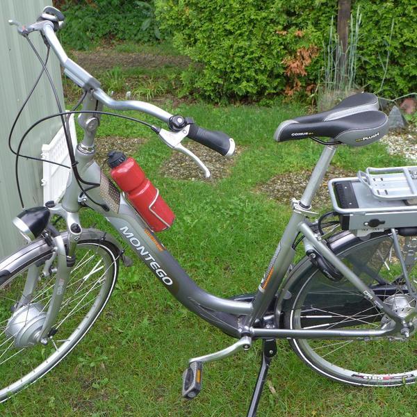 e bike montego nl 7gangtransx in darmstadt damen fahrr der kaufen und verkaufen ber private. Black Bedroom Furniture Sets. Home Design Ideas