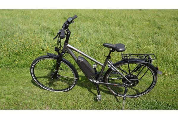e bike pedelec tourenrad kalkhoff image b27 trekking. Black Bedroom Furniture Sets. Home Design Ideas