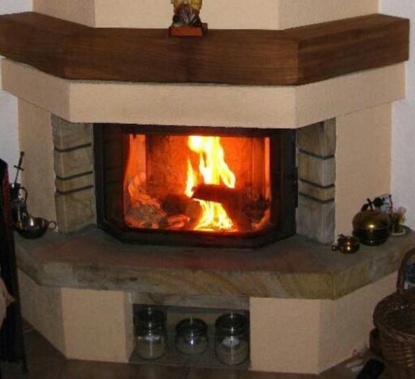 Eckkamin gebraucht kaufen nur noch 2 st bis 75 g nstiger for Kamin mit brennpaste