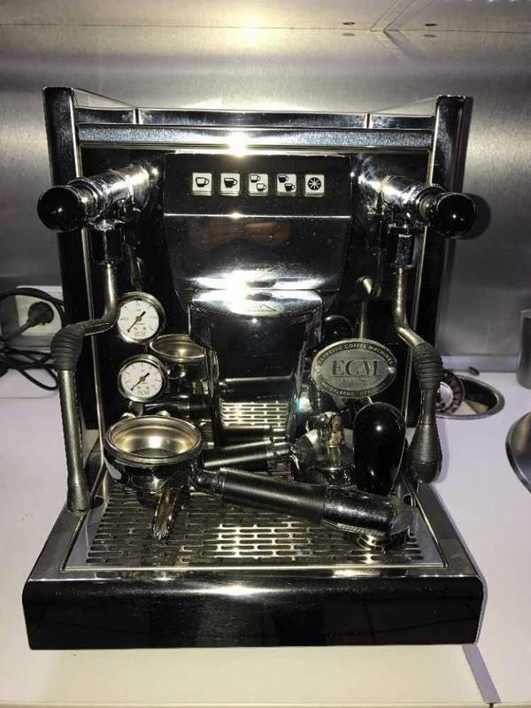 kaffee espresso kaufen gebraucht und g nstig. Black Bedroom Furniture Sets. Home Design Ideas
