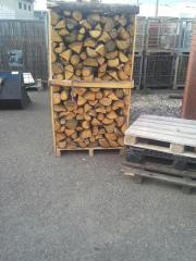 Eiche/Buche Brennholz