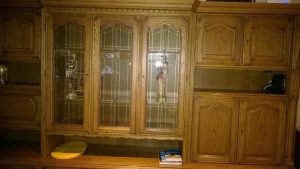 Wohnzimmerschrank eiche rustikal gebraucht kaufen - Wohnzimmerschrank eiche rustikal ...