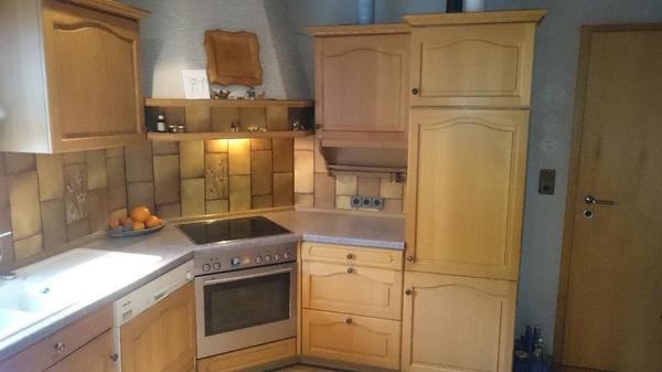 einbauk che in vollmersweiler k chenzeilen anbauk chen kaufen und verkaufen ber private. Black Bedroom Furniture Sets. Home Design Ideas