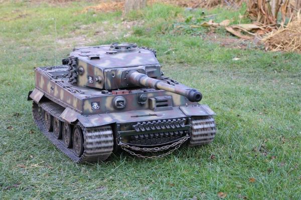 tiger panzer gebraucht kaufen nur noch 2 st bis 60. Black Bedroom Furniture Sets. Home Design Ideas