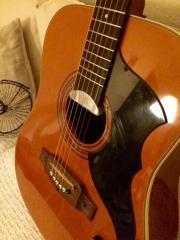 Eko Westerngitarre Anfang