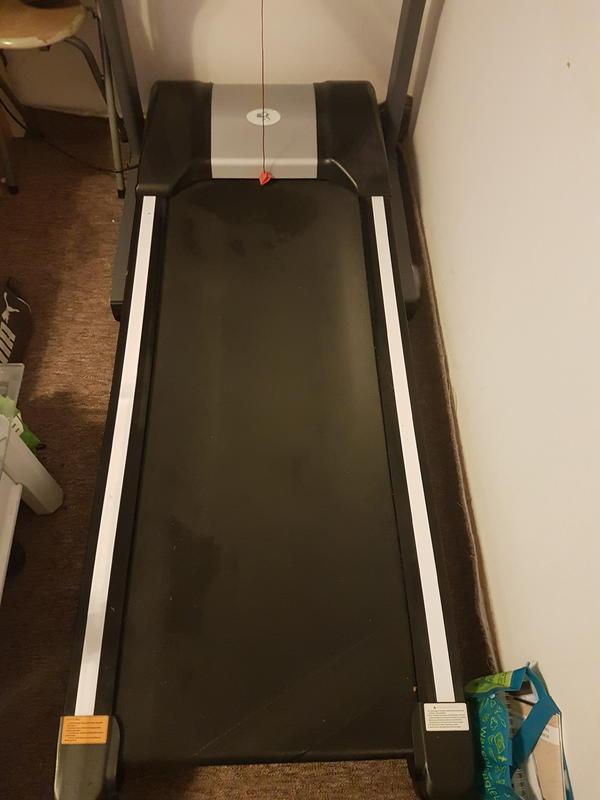 elektrisches laufband in weil am rhein fitness. Black Bedroom Furniture Sets. Home Design Ideas