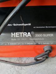 Elektro Schweißgerät Herta