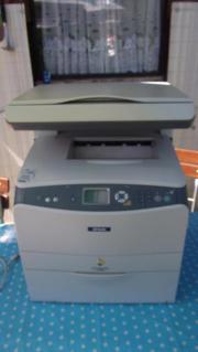 Epson ACU LASER CX11n Multifunktions Drucker color Epson Acu Laser CX11N Color A4 ) A5 Drucken,Scannen, Kopieren,Faxen,mehr braucht man nicht: ... 100,- D-83246Unterwössen Heute, 10:55 Uhr, Unterwössen - Epson ACU LASER CX11n Multifunktions Drucker color Epson Acu Laser CX11N Color A4 ) A5 Drucken,Scannen, Kopieren,Faxen,mehr braucht man nicht: