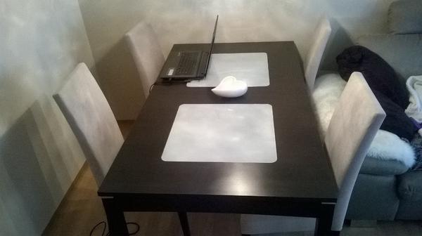 esstisch milchglas kleinanzeigen tische. Black Bedroom Furniture Sets. Home Design Ideas