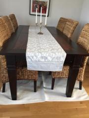 esstisch kolonialstil haushalt m bel gebraucht und neu kaufen. Black Bedroom Furniture Sets. Home Design Ideas