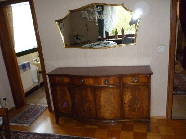esszimmer mahagoni antik englischer stil in kaisersesch stilm bel bauernm bel kaufen und. Black Bedroom Furniture Sets. Home Design Ideas