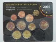EURO-Münzen-Satz