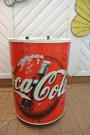 Fahrbare Coca-Cola