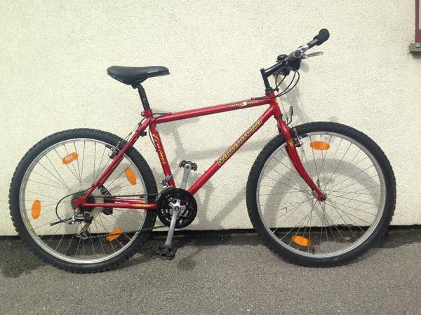 fahrrad 26 zoll in lustenau mountain bikes bmx r der. Black Bedroom Furniture Sets. Home Design Ideas