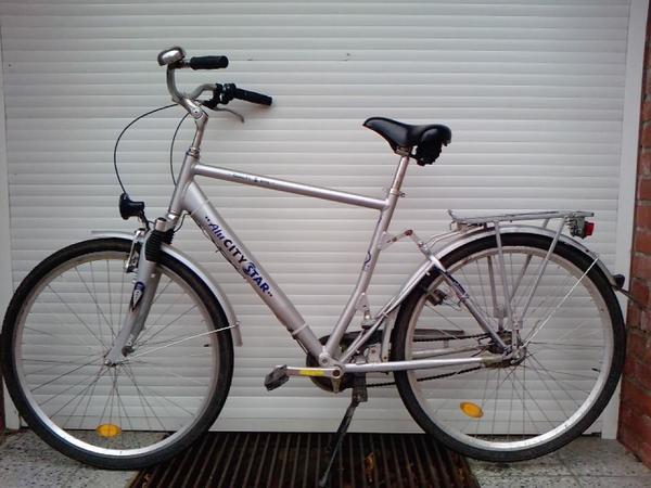 alu city fahrrad kaufen gebraucht und g nstig. Black Bedroom Furniture Sets. Home Design Ideas