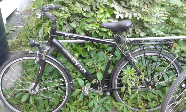 fahrrad cyco city herren bike in darmstadt herren. Black Bedroom Furniture Sets. Home Design Ideas