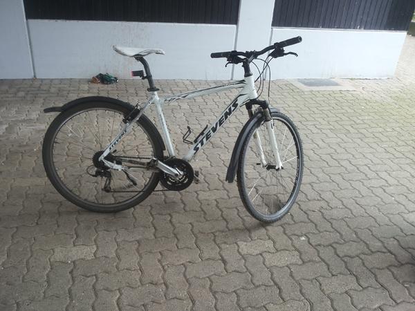 stevens fahrrad gebraucht kaufen nur 4 st bis 75 g nstiger. Black Bedroom Furniture Sets. Home Design Ideas