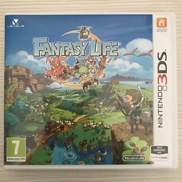 Fantasy Life » Nintendo, Gerät & Spiele