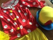 Fasching Kostüm Clown
