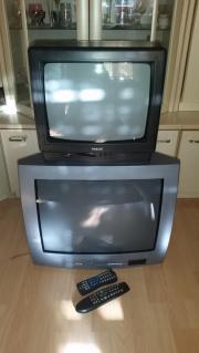Fernseher mit Vernbedienung