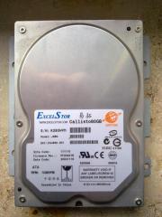 Festplatte 80 GB