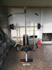Fitness trainingsbank