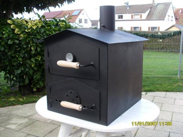 flammkuchenofen comfort pizzaofen neu in karlsdorf. Black Bedroom Furniture Sets. Home Design Ideas