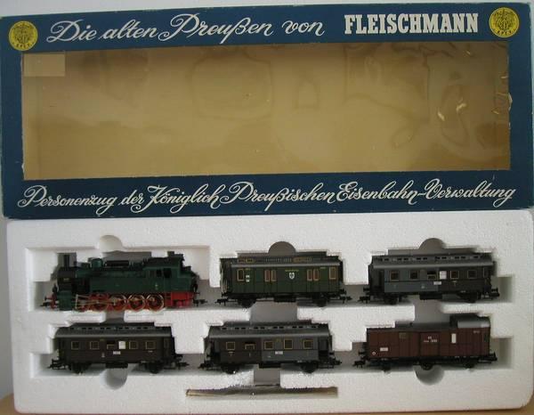Fleischmann H0 4881 - » Modelleisenbahnen