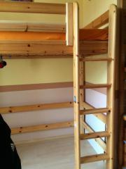 flexa hochbett 185 haushalt m bel gebraucht und neu kaufen. Black Bedroom Furniture Sets. Home Design Ideas